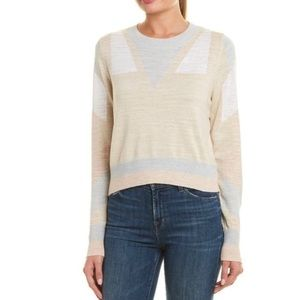 NWT- WILDFOX Lair sweater- dusk geometry pattern
